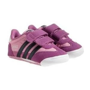 3ee8a5fcdad9b adidas  Learn-2-Walk - Dragon  Crib Shoe (Baby Girls)