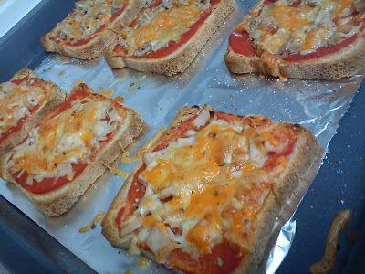 Pizza Facil Rapida Y Barata Comida Recetas De Pizza Recetas De Comida