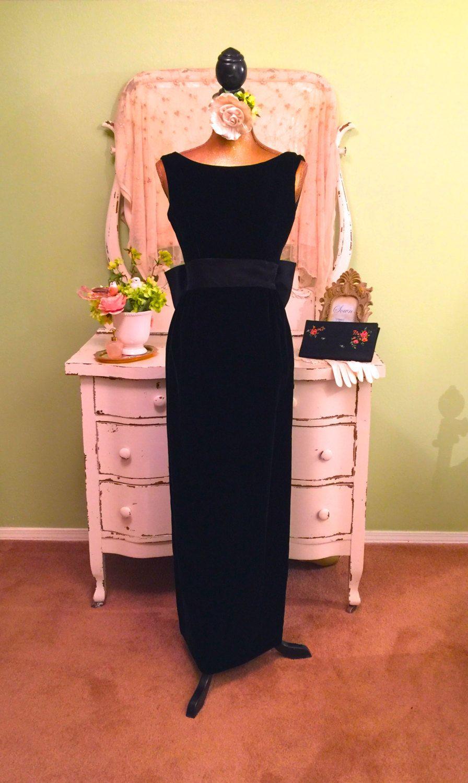 S evening gown red carpet dress audrey hepburn style sxs