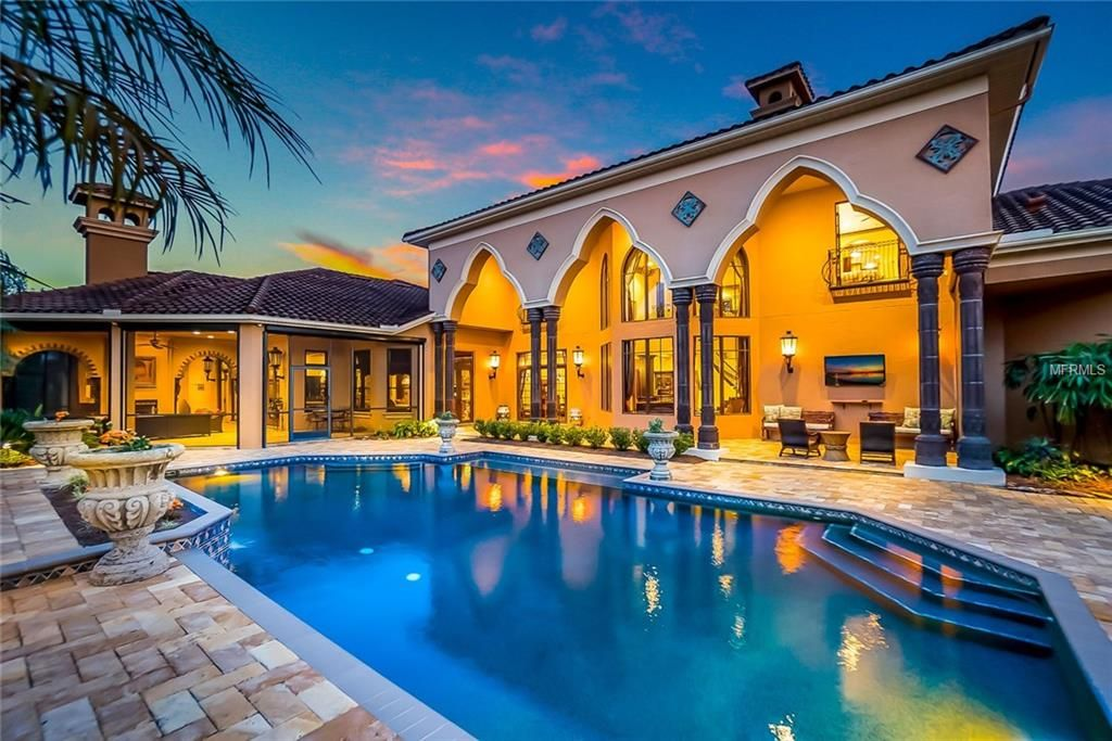 For sale a relaxing pool inspires the senses of this