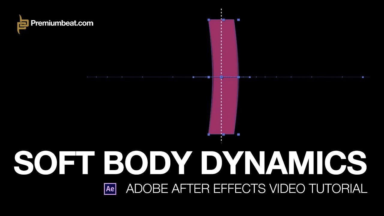 Adobe After Effects Video Tutorial: Soft Body Dynamics