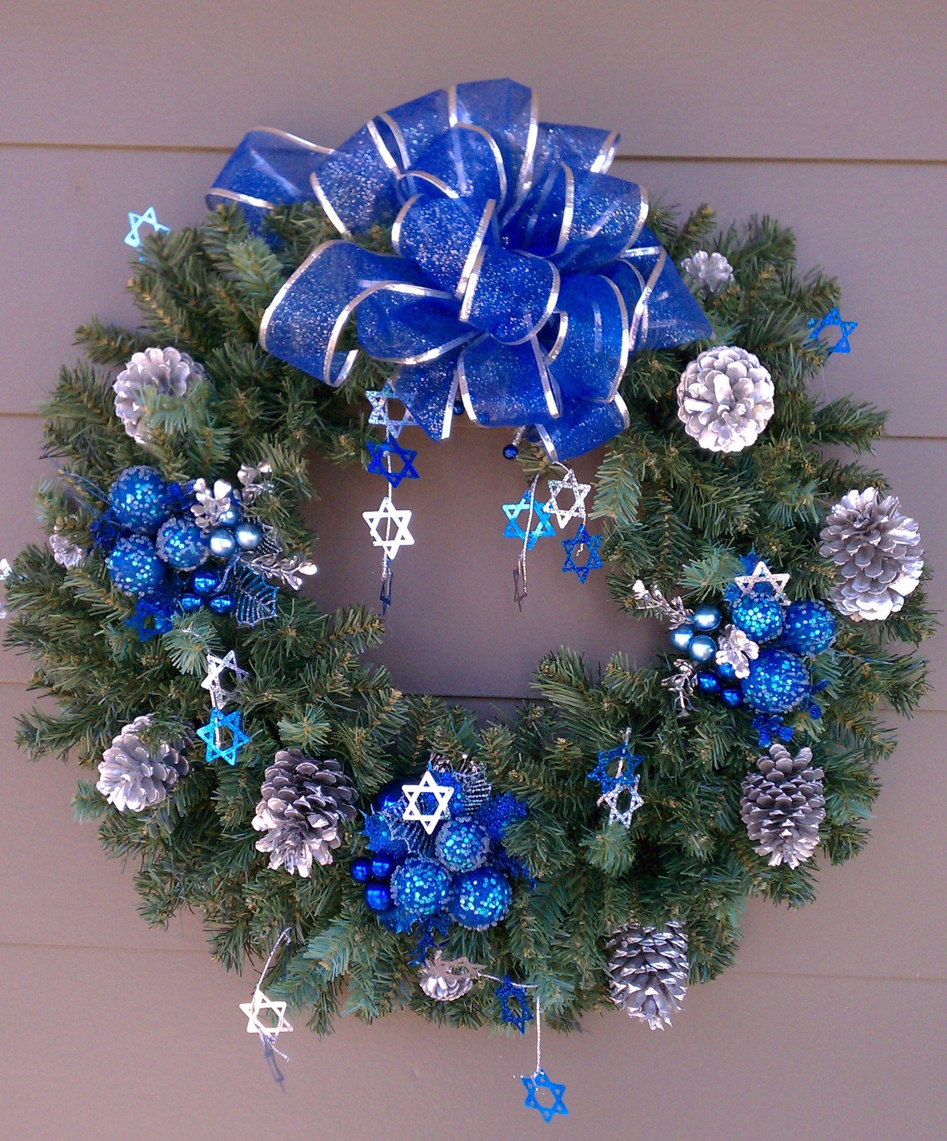 Hanukkah Wreath Love It