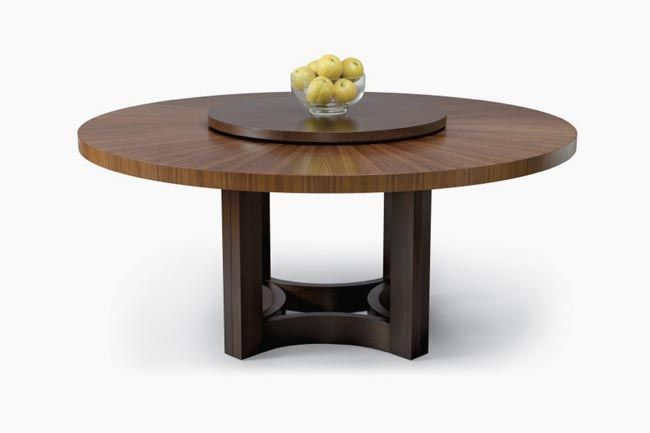 Thomas Lavin Altura Nexus Round Furniture Dining Table Round