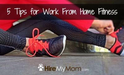 When you work from home, you might have more flexibility in your schedule, but it doesn't necessarily make fitness any easier! We know that sitt...