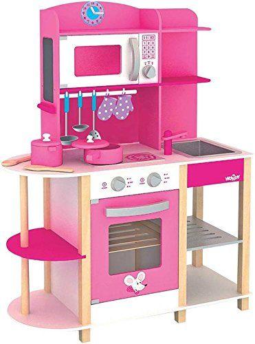 Woodyland - Cocina de juguete: Amazon.es: Juguetes y juegos | ~ Play ...