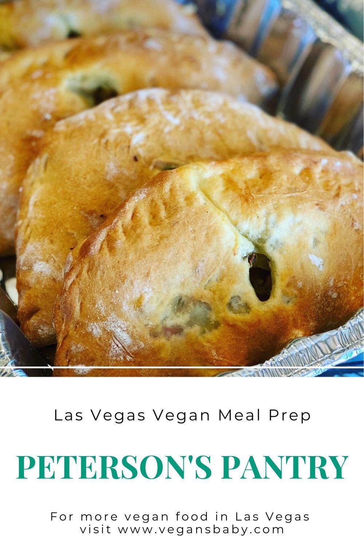 The All Vegan Peterson S Pantry Meal Prep Will Have Las Vegas Dining In In 2020 Food Pantry Las Vegas Food Vegan Meal Prep