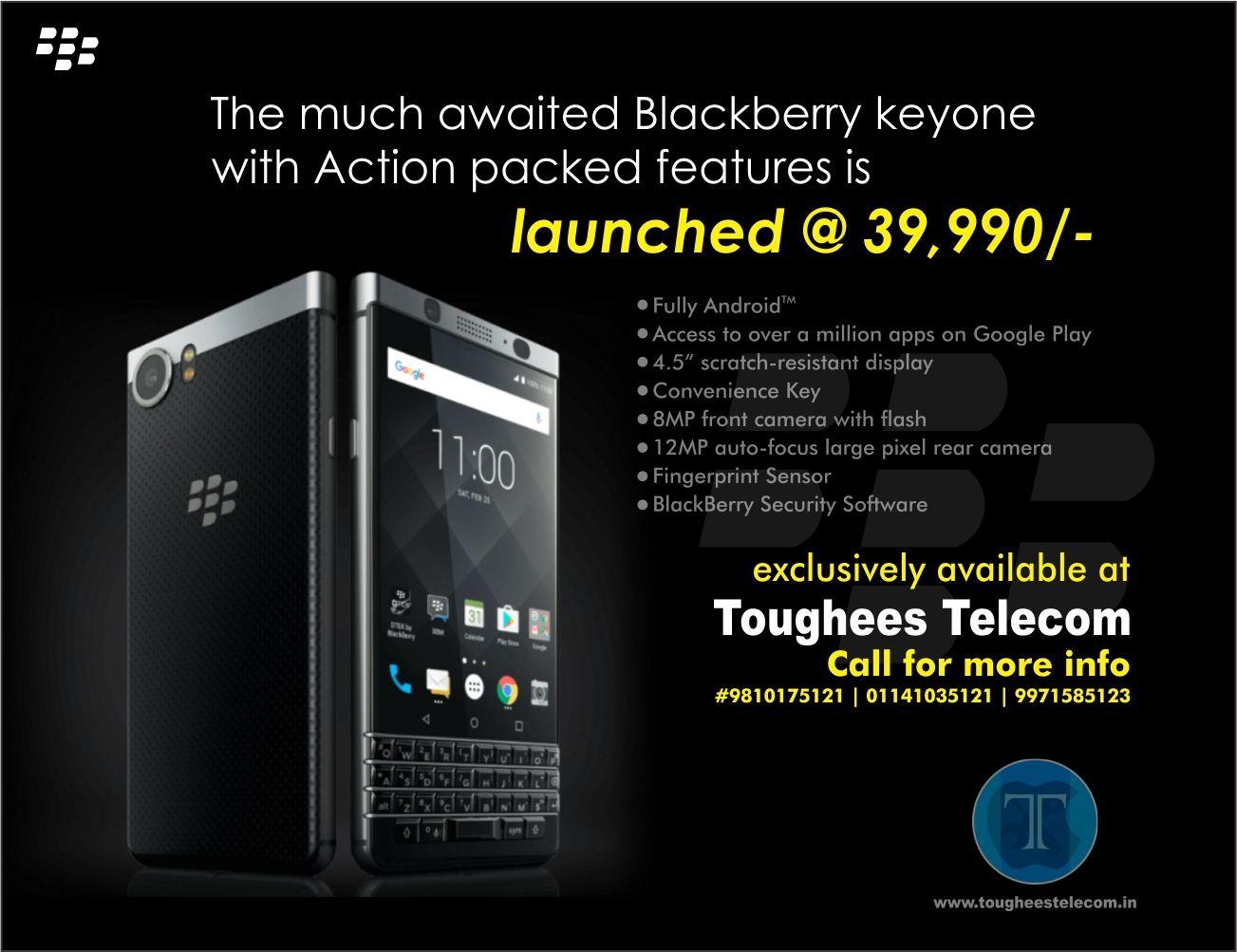 Great for BlackBerry fans KEYone BlackBerryKeyone is the