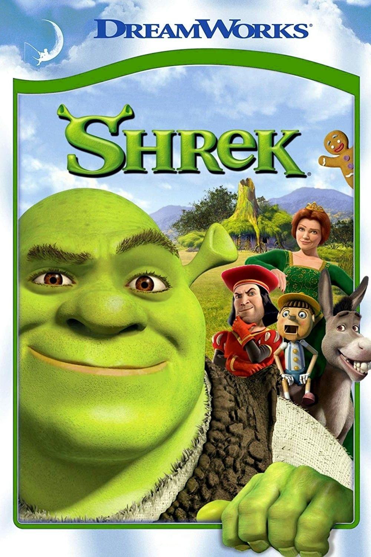 Shrek 1 Posteres De Filmes Shrek Cartazes De Filmes