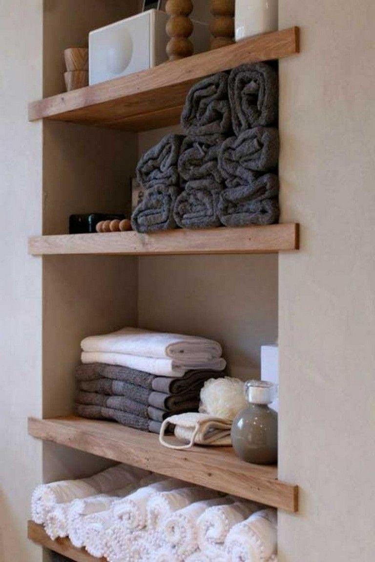 73 Marvelous Modern Farmhouse Style Bathroom Remodel Decor Ideas