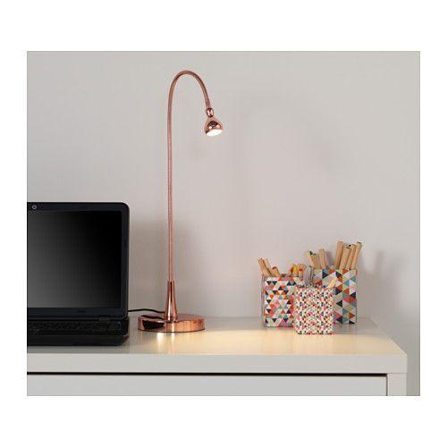 JANSJÖ Work Lamps, IKEA   Lamp, Can lights, Work lamp
