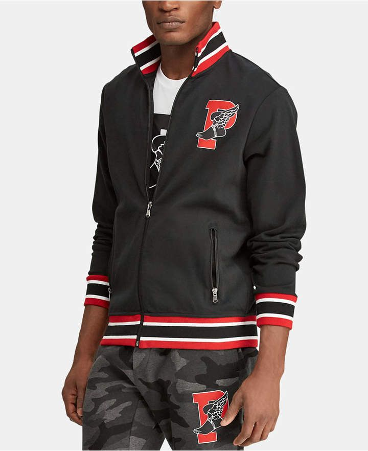 b78491dc49 Men's Big & Tall P-Wing Cotton Track Jacket in 2019 | Products