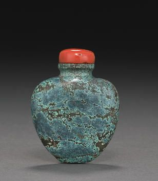 Bonhams : Chinese Snuff Bottles from American Collections