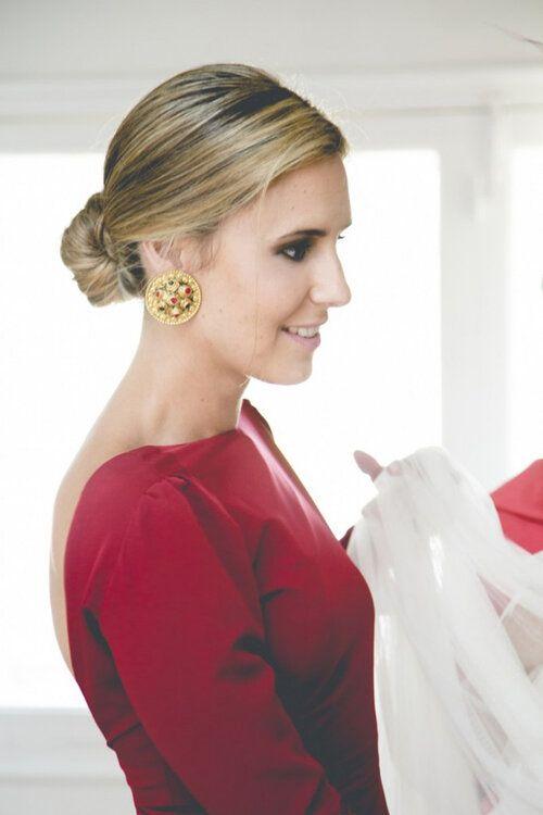 Acogedor peinados para invitadas de boda 2021 Fotos de las tendencias de color de pelo - 61 peinados para invitadas a matrimonio 2021: ¡únicos ...