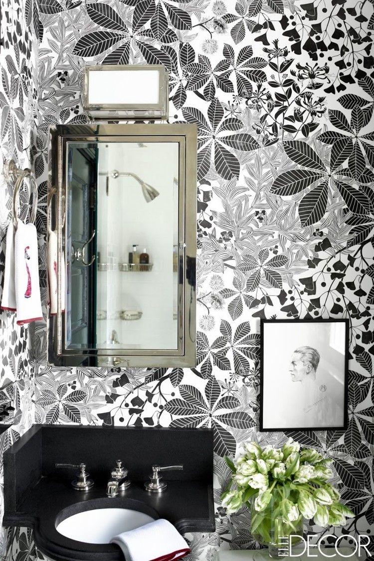 Marthe Armitage hand printed wallpaper designs   Marthe Armitage ...