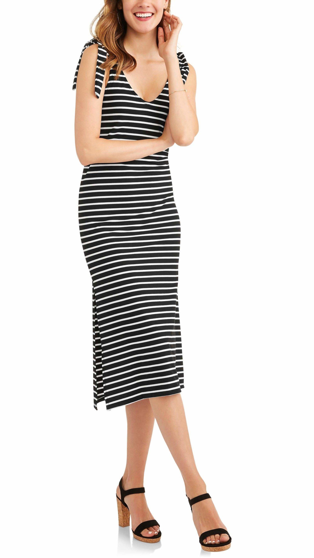 e1e672655e 28 Dresses No One Will Ever Believe You Got From Walmart. Who knew you  spelled cute dresses W-A-L-M-A-R-T    14 (available in sizes S-XL and in  black