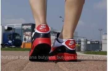 Nike Air Max 90 Gs 307793 154 (damskie) sklep Butyjana.pl