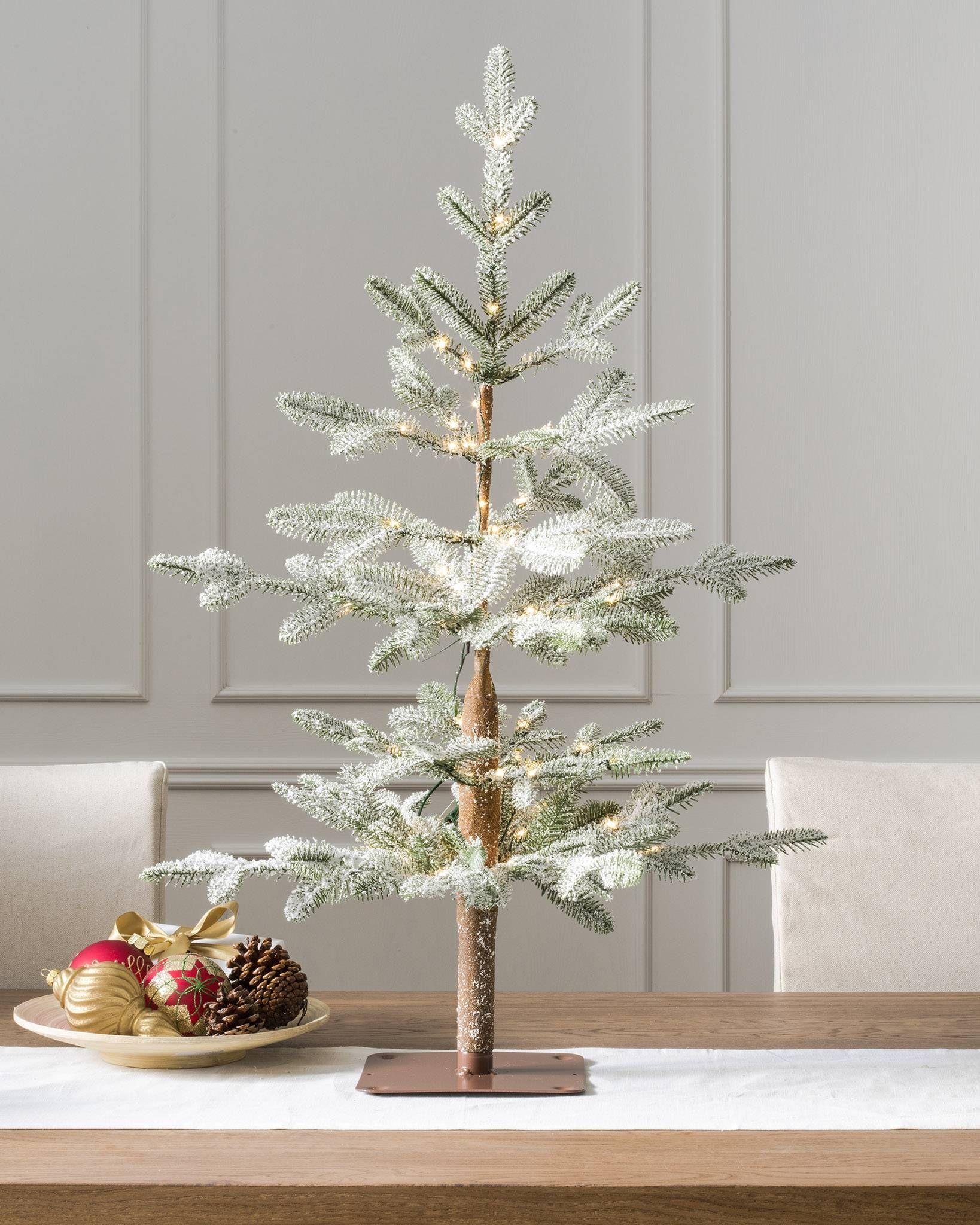 Alpine Balsam Fir Tabletop Tree | Balsam Hill | Fir ...