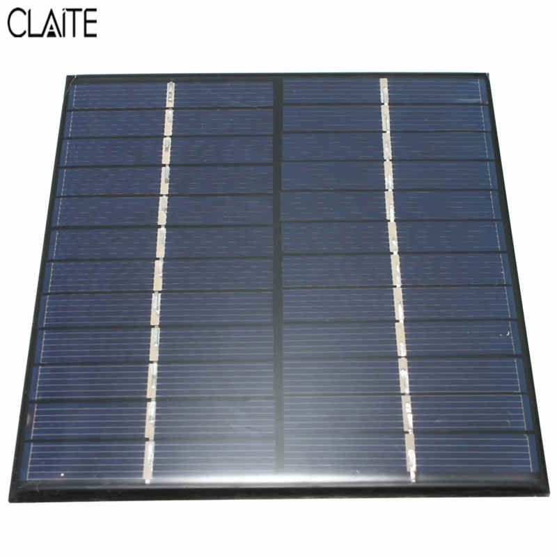 Click To Buy High Quality 12v 2w 160ma Polycrystalline Silicon Mini Solar Panel Module Cell For Charger Solar Panels Mini Solar Panel Best Solar Panels