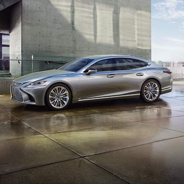 Lexus Luxury Sedans Suvs Hybrids And Performance Cars Lexus Ls Super Luxury Cars New Lexus