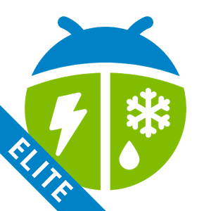 Download Weather Elite by WeatherBug Android App | Since