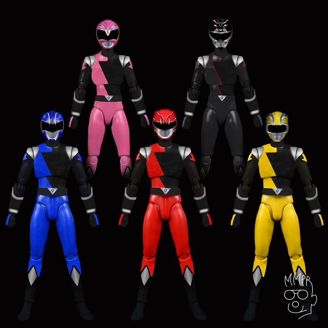 Power Rangers: Hero team fighting