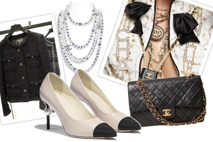 Chanel es unos modelos atemporales hechos con cuero: bolso de cuero creado '2.55'.