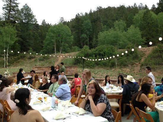 Hyde Memorial State Park: wedding at Hyde Memorial Park Lodge
