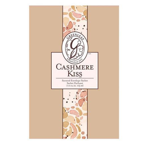 Put Greenleaf Large Scented Envelope Sachet Pack of 6 - Cashmere Kiss in any room, in vehicles, in vacuum cleaner bags, or simmer the contents to enjoy wonderful fragrances. Approximate size 7 Cubic I
