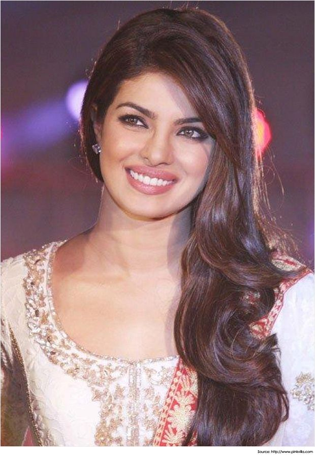 Bollywood Celebrity Priyanka Chopra Hairstyles Haircuts Hair