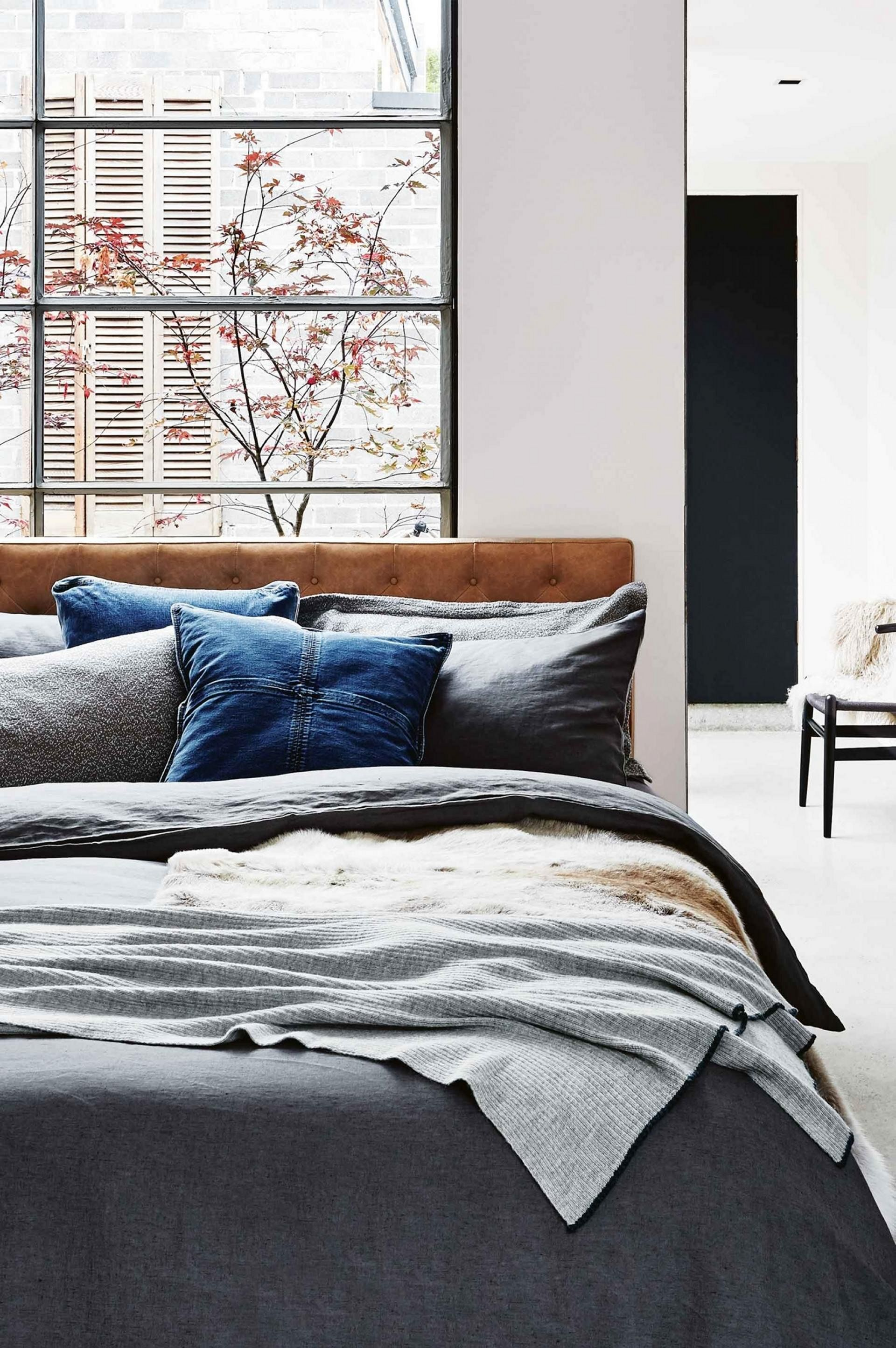 Awesome Industrial Bedroom Design Ideas For Unique