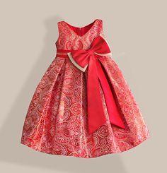 Resultado de imagen para telas con flores para vestidos de niñas chinas ali express