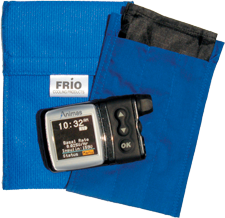Frio Insulin Pump Cooling Wallet Frio Diabetic Insulin Cooling