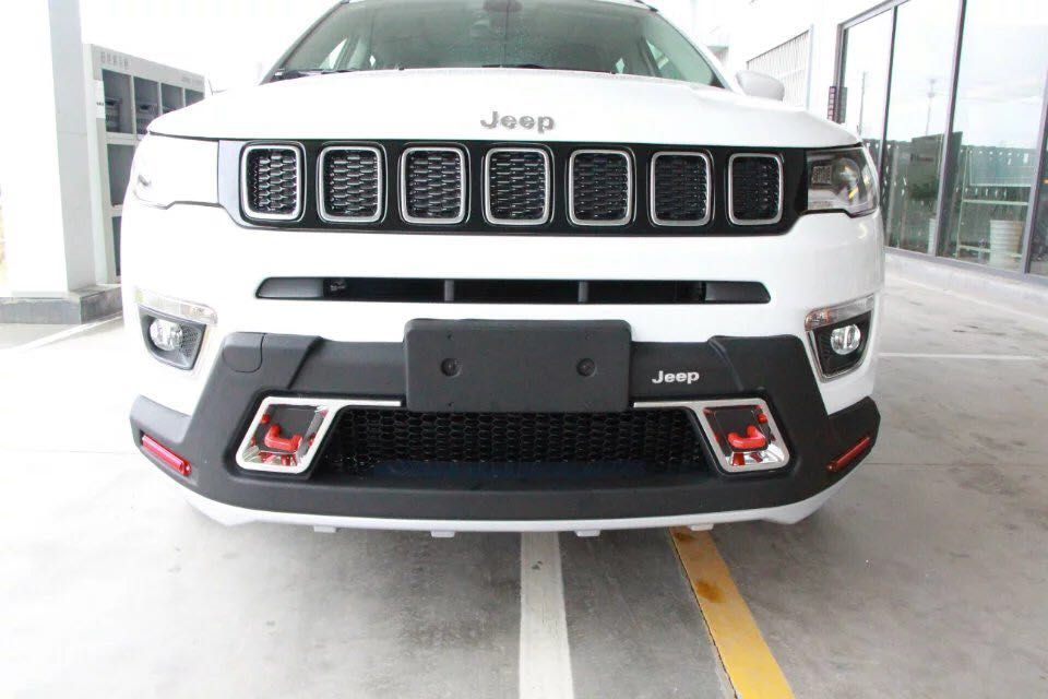 Kmh Front Rear Guard For Jeep Compass 2017 Jeep Compass Jeep