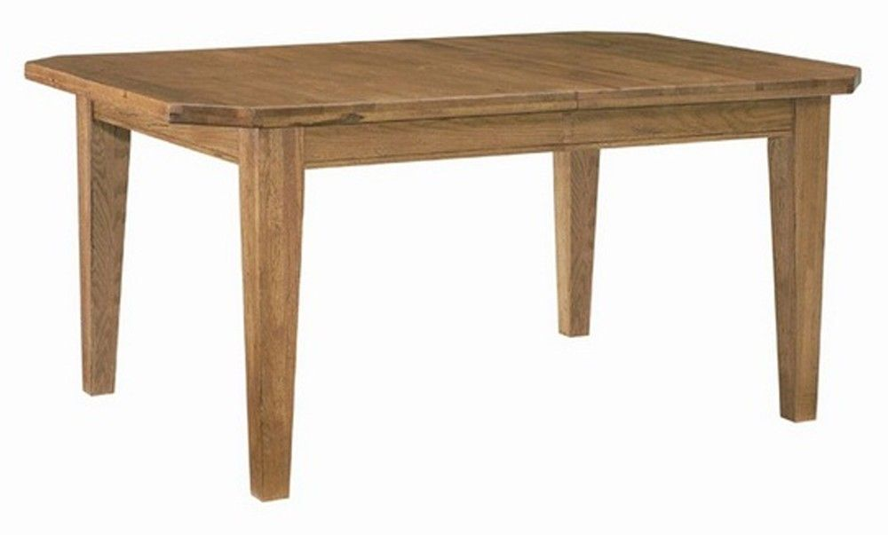 Broyhill Furniture Attic Heirlooms Counter Table In Natural Oak Stain 5397 22sv Dining Table With Leaf Broyhill Furniture Dining Table