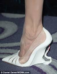 shoes louboutin angelina jolie shoes - Google Search