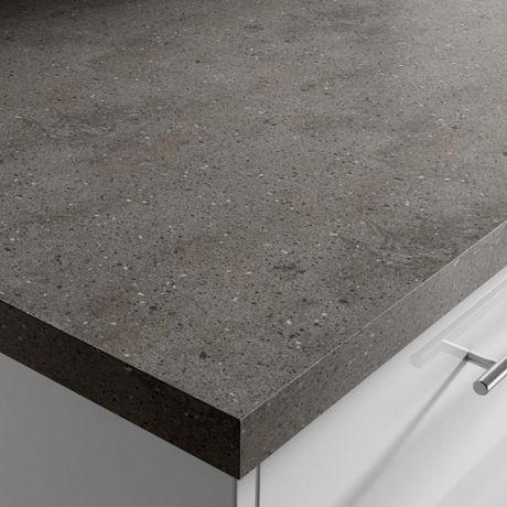 Lava Rock Corian Worktop THIS WOULD WORK FOR THE KITCHEN AND - granit arbeitsplatten f r k chen