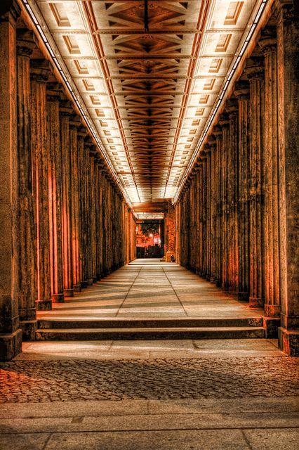 Berlin Alte Nationalgalerie 02 Museum Island World Heritage Sites Round The World