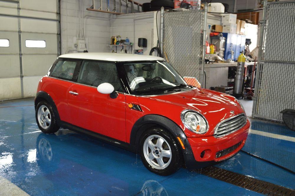 eBay: 2009 Mini Cooper MINI COOPER MINI COOPER NICE CAR BAD