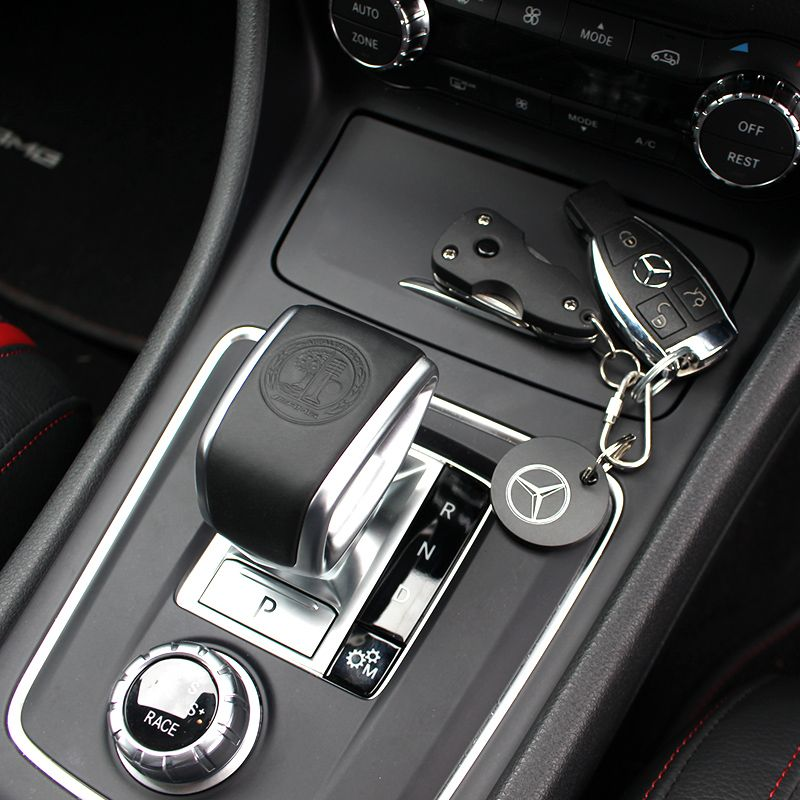 The Mercedes-Benz Chipolo Is A Bluetooth Key Tag That You