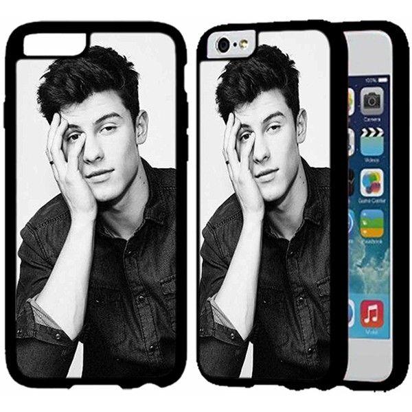 super popular 1e1bc bd9b9 Amazon.com: Shawn Mendes Black White Case Cover Your Iphone 6 Plus ...