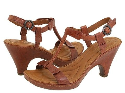 Born Alcala II - Crown Collection Mogano Vegtan Leather - Zappos.com Free  Shipping BOTH