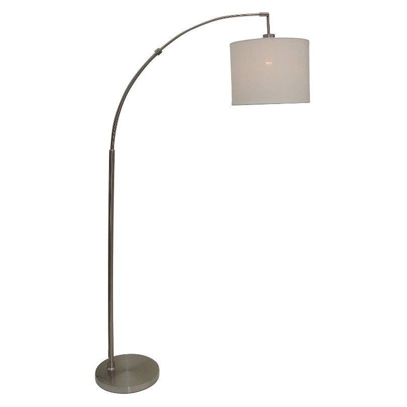 Threshold Arc Floor Lamp Includes Cfl Bulb Apartment