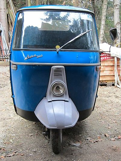 der italiener in mir piaggio ape vespa and vespa ape. Black Bedroom Furniture Sets. Home Design Ideas