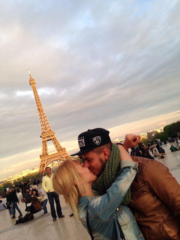 La nostra Parigi, il nostro futuro. ❤️
