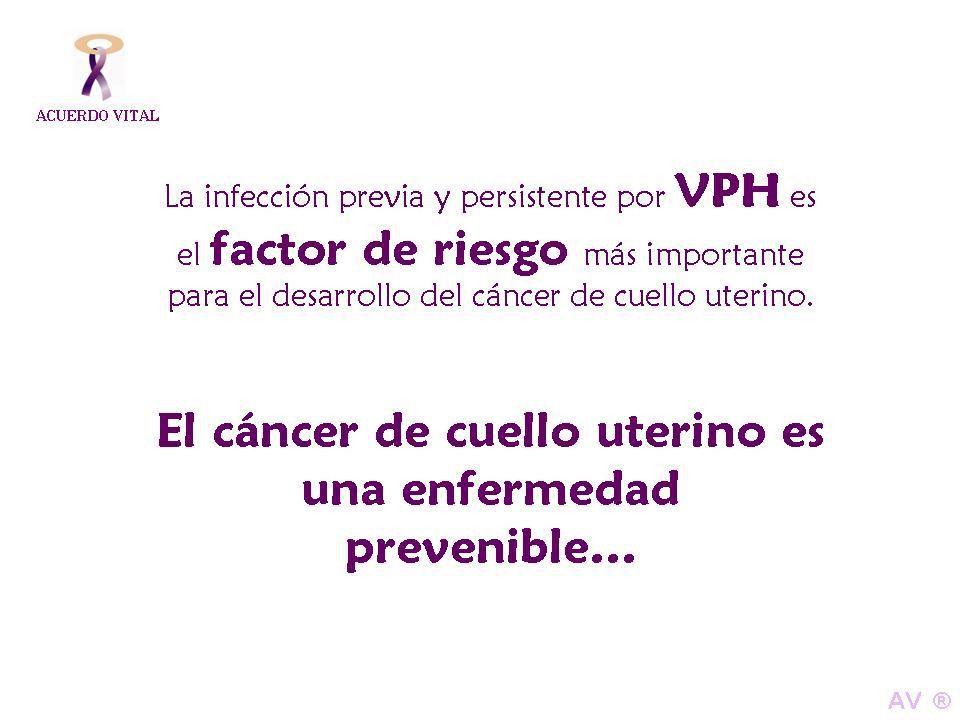 VPH - Acuerdo Vital