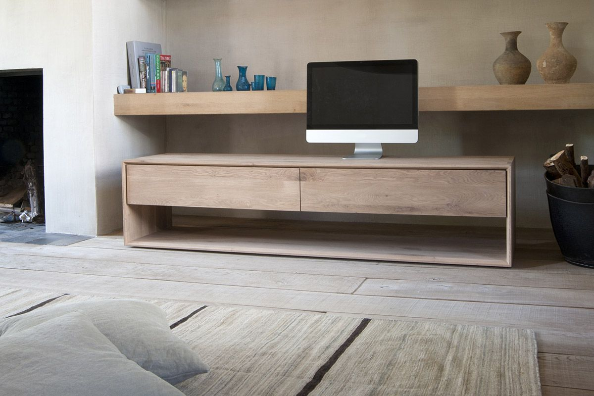 tv units celio furniture tv. ETHNICRAFT Light And Simple, This Nordic TV Unit Has Beautiful Craftsmanship Detailed Joinery. Features Include One Flip-down Door Drawer. Tv Units Celio Furniture