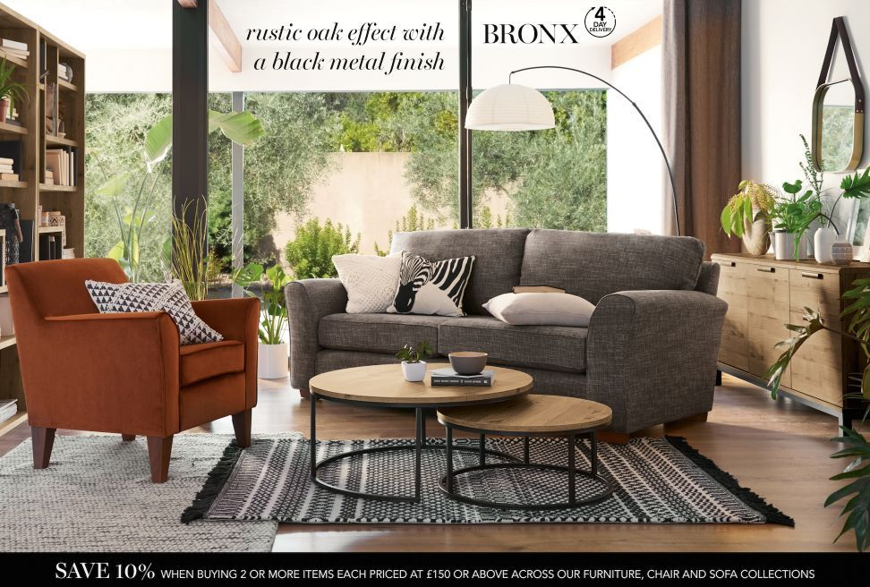 Buy Bronx Coffee Nest Of Tables from the Next UK online shop ...