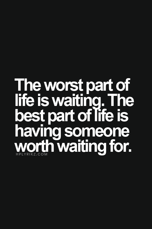 Unique The Long Wait Is Over Quotes - life quotes short and ...