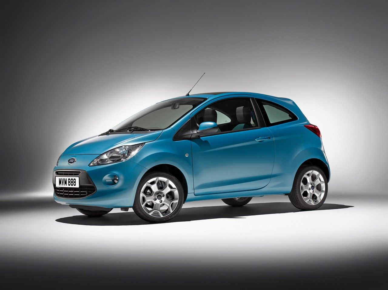 Small Modern Car From Ford Ka 2009 Cars Gallery New