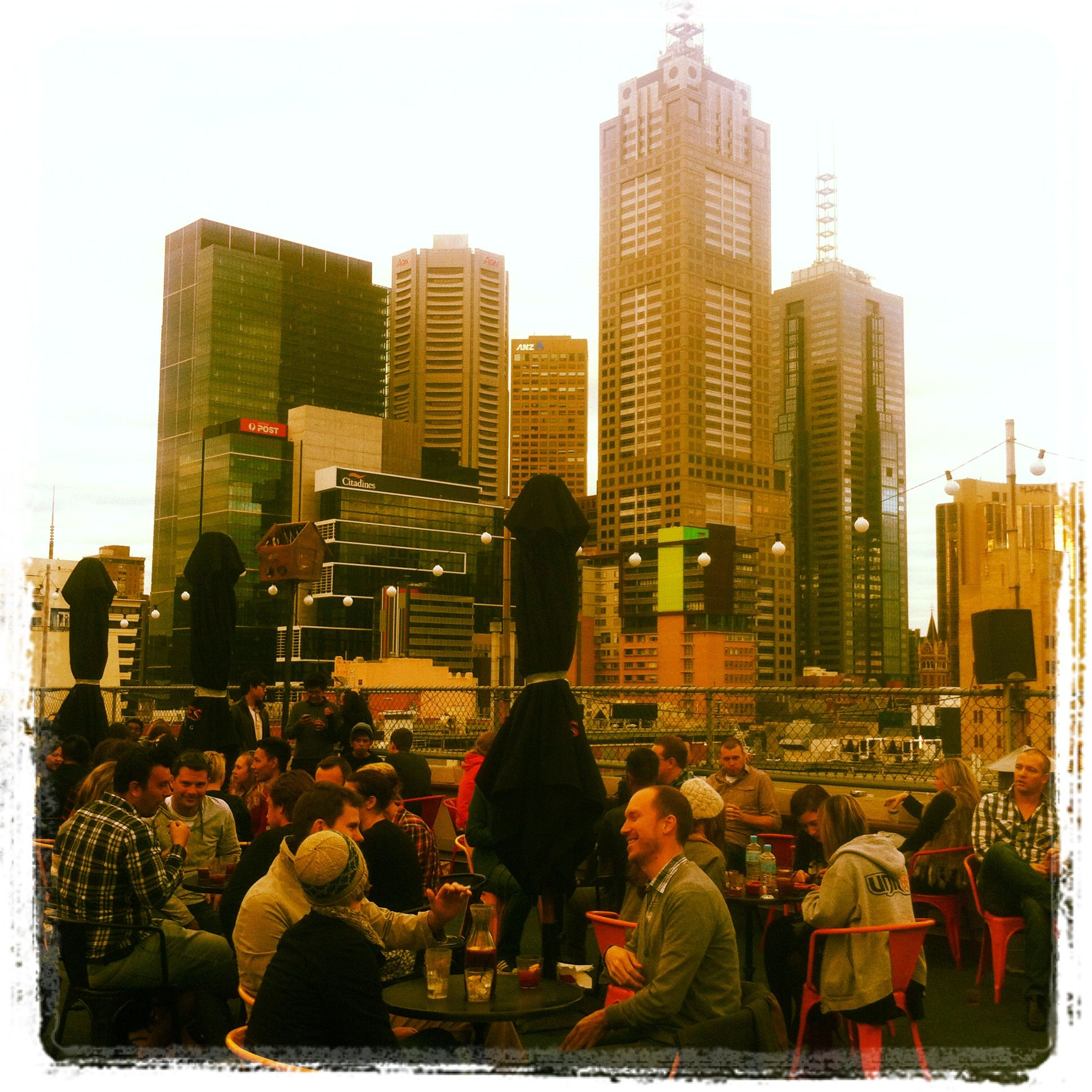 Rooftop bar, Melbourne City | Dream city, Melbourne, Australia